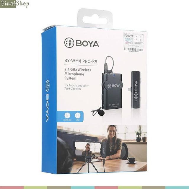 Boya BY-WM4 Pro K6