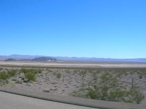 045 - Desierto entre California y Nevada.JPG