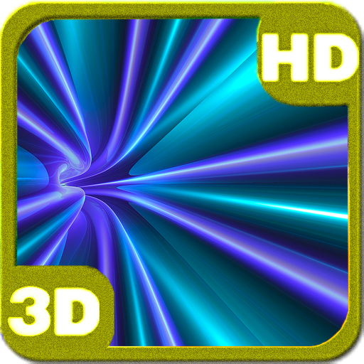 Blue Tunnel of Teleport Vortex app (apk) free download for Android/PC/Windows