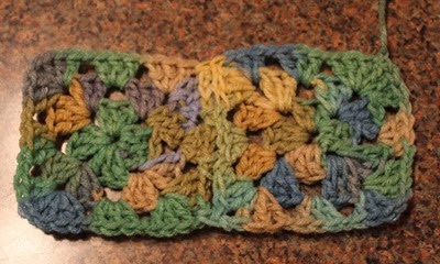 Granny Squares joined