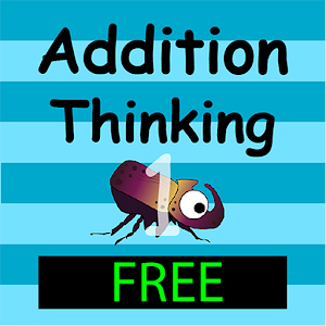Addition Thinking 1 教育 LOGO-玩APPs