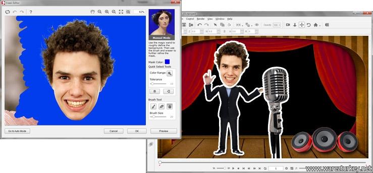 Reallusion CrazyTalk Animator 3.22.2426.1 Pipeline (Win/MacOS)