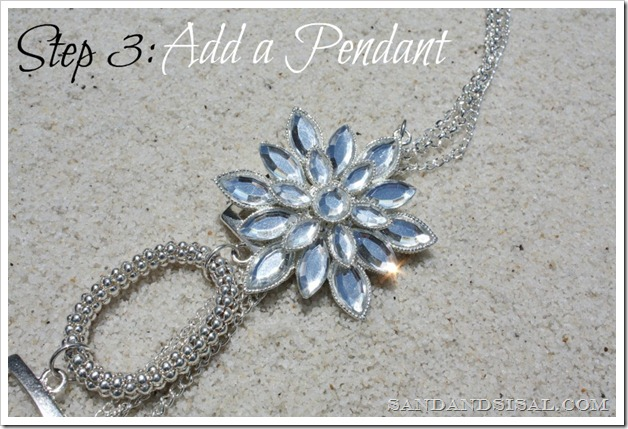 Add a Pendant Styled by Tori Spelling