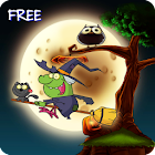 Halloween Kids Photo Live Wallpaper icon