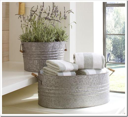 Towel Bucket
