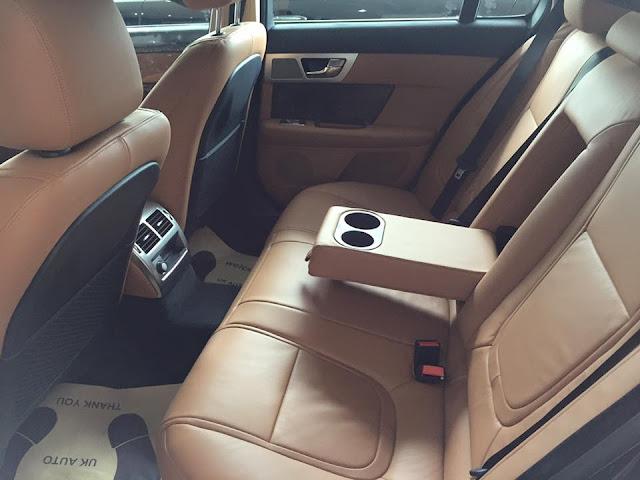 Nội Thất Xe Jaguar XF Premium Luxury 010