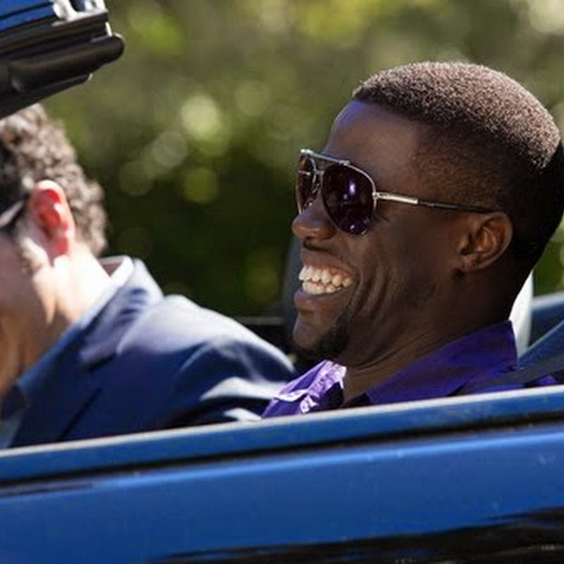 "Kevin Hart, the Best Man...Money Can Buy in ""The Wedding Ringer"""
