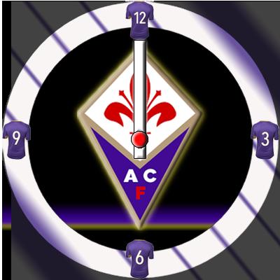 La Viola Clock Widget