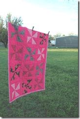 bake sale & pink quilt 071