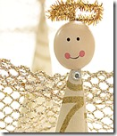 Angel Ornament cg