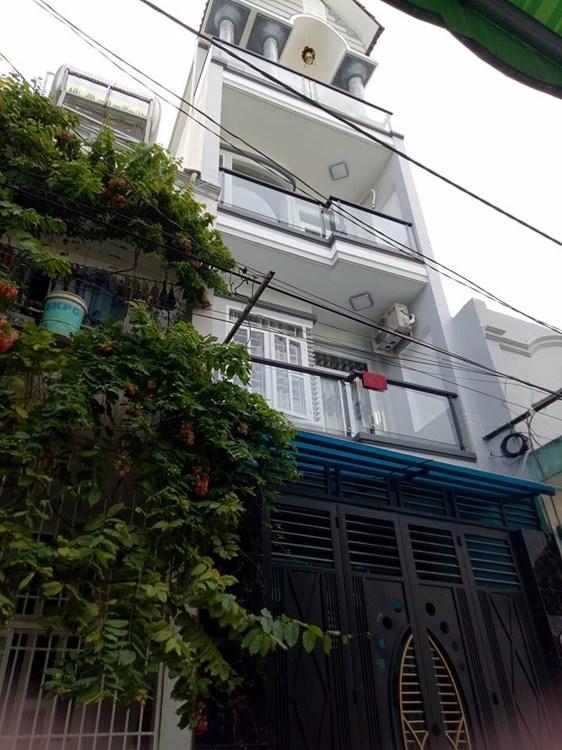 Nhà Mặt Tiền Đường Nguyễn Sơn Quận Tân Phú 02