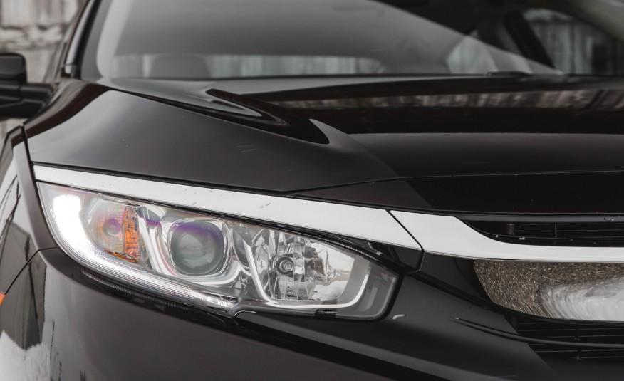 Xe Ô Tô Honda Civic Thế Hệ Mới 03