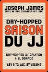 Joseph James Saison Du JJ Dry Hopped Saison