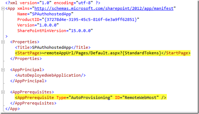 Create a Windows Azure Auto-Hosted App in SharePoint 2013