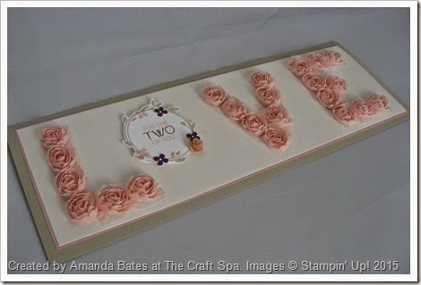 Artisan Embellishments Flowers LOVE Feb 2015 by Amanda Bates at The Craft Spa (5)