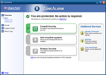 ZoneAlarm Free Firewall 11 Download