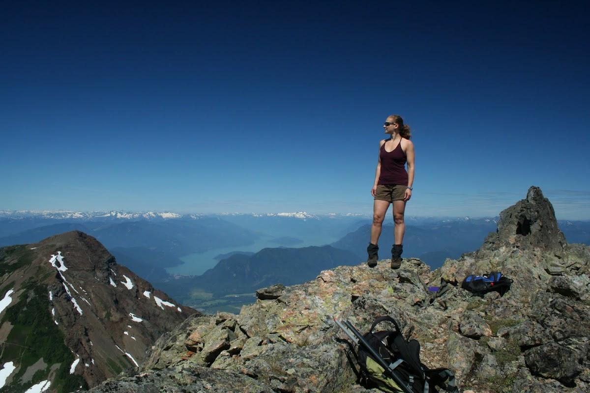 Lady Peak And Cheam Peak 1 Bewertungen