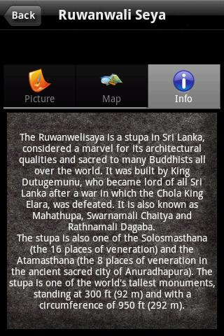 Visit Sri Lanka (Prototype) - screenshot