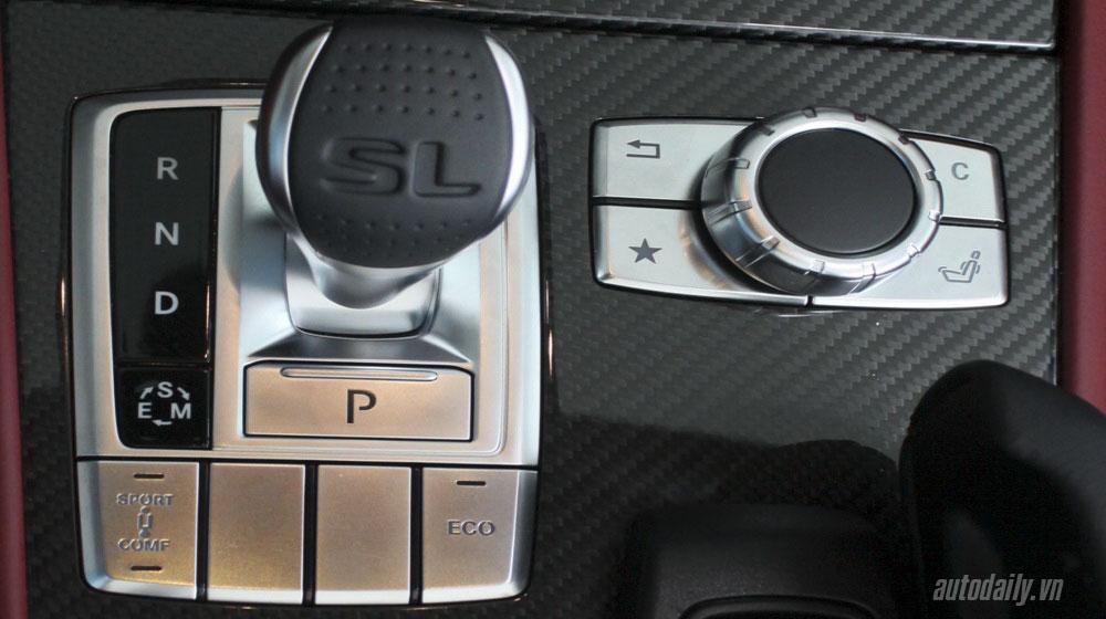 Xe Mercedes Benz SL350 AMG 014