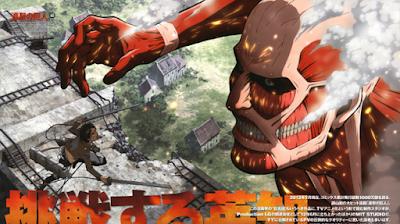 Đại chiến Titan Trường trung học -Shingeki! Kyojin Chuugakkou