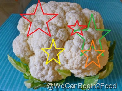 Cauliflower Star