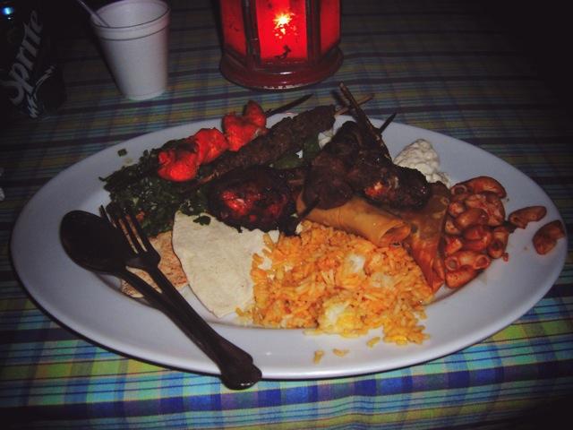 desert food