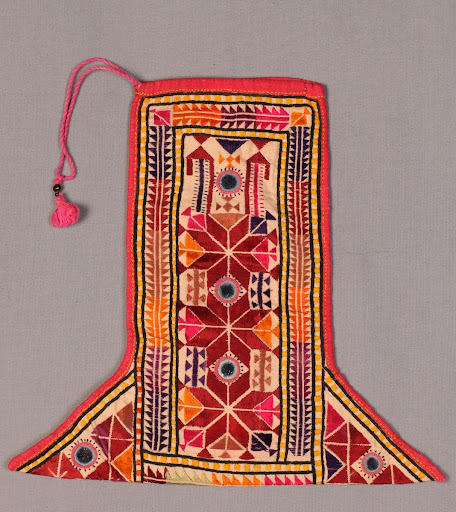 Bridal purse (bhujki)