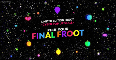 Pick your final FROOT The full range of Neon Nature merchandise is