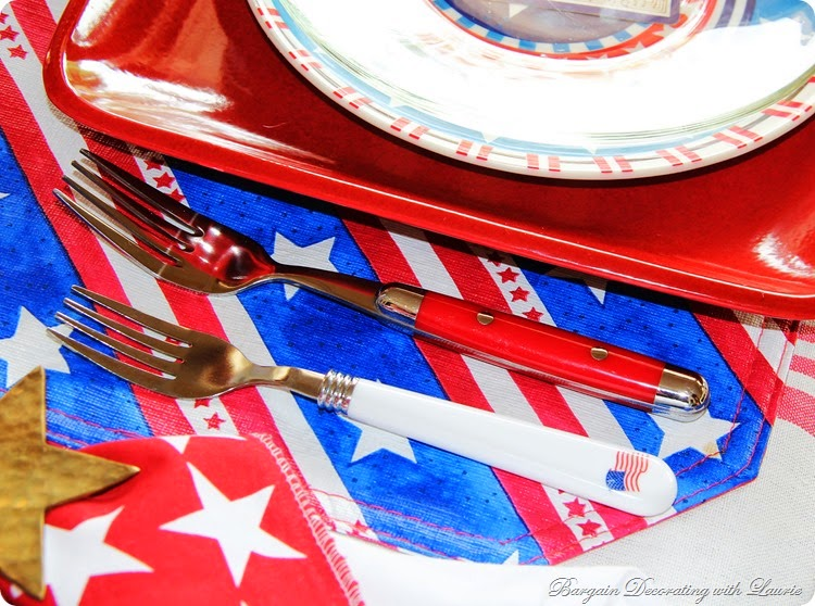 4th of July Table 7