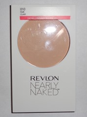 Revlon Nearly Naked Pressed Powder Fair