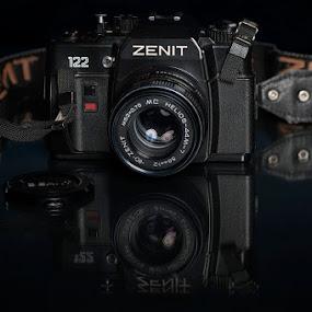 Zenit by Sead Kazija - Artistic Objects Technology Objects
