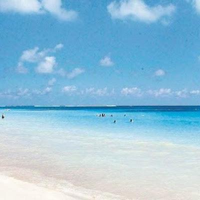 Nuestra hermosa playa en Culebra