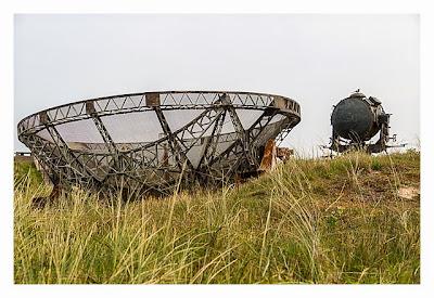 LP: Atlantikwall - Stp Tirpitz (Museum Raversyde) - Radar und Flakscheinwerfer