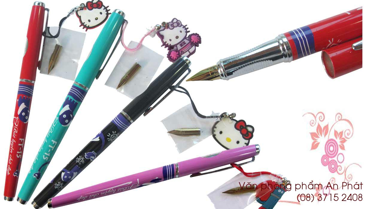Bút máy luyện chữ đẹp Thiên Long Điểm 10 FT-15
