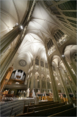 Cathedral Wide