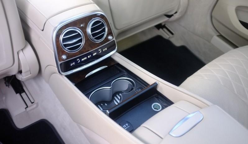 Nội thất  xe Mercedes Benz S500 cũ 2013 nhập đức 017