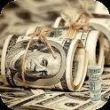 Fond d'écran animé Dollars icon