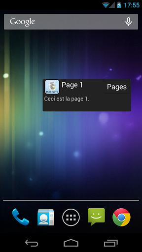 免費工具App|Simple Bloc-Notes|阿達玩APP