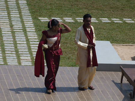 Nunta traditionala Sri Lanka