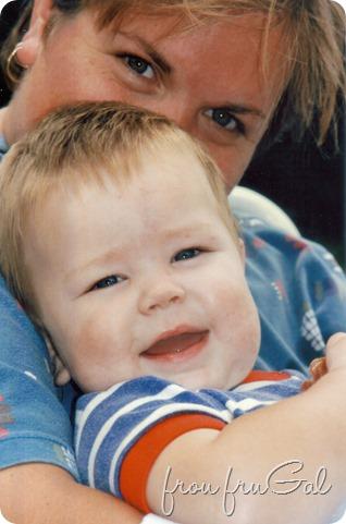 Baby Noah & Mom