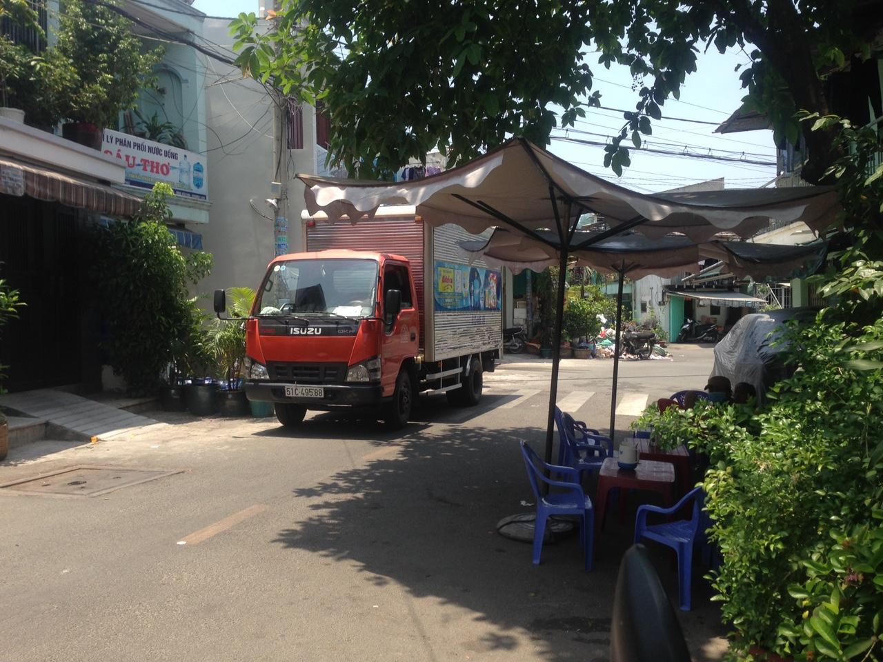 Nhà Phố Mặt Tiền Đường Phan Văn Năm Quận Tân Phú 02
