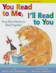 Your Read to Me, I'll Read to You
