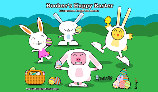 Bookee's Easter