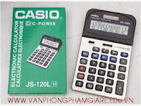 may tinh casio js 120 l