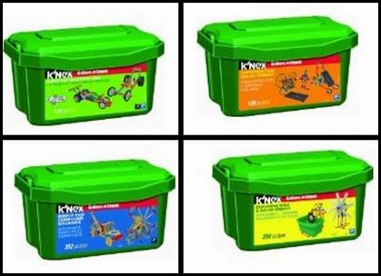K'nex Stem kits
