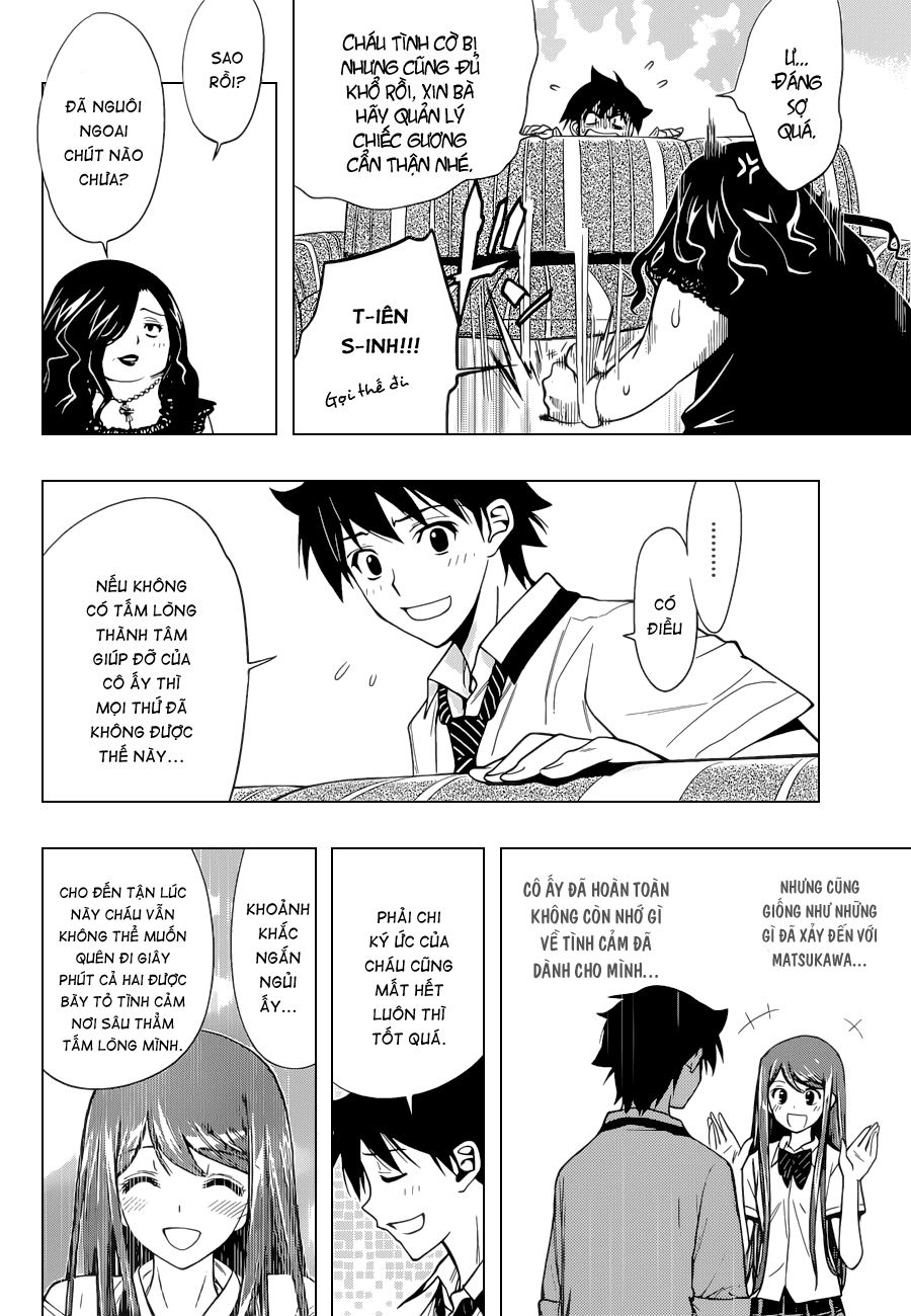Harisugawa Ở Thế Giới Trong Gương Chap 029