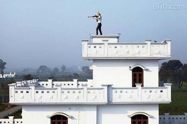 Nhiếp ảnh gia Rajesh Vora bị mê hoặc bởi những bức tượng