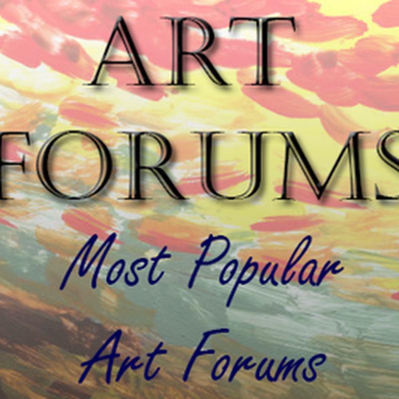 The Most Popular Art Forums Online for Artists