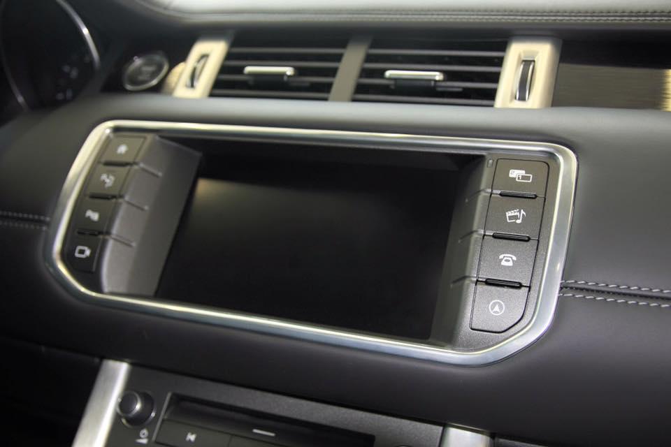 Nội thất xe Range Rover Evoque 011