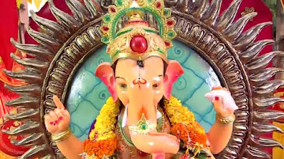 Celebrating the spirit of GaneshChaturthi Jhalak Dikhhla Jaa COLORS TV